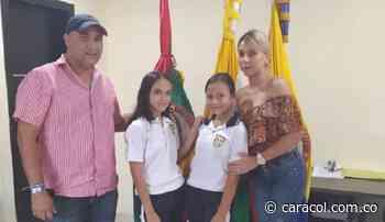 Estudiantes de Cantagallo- Bolívar, a la NASA - Caracol Radio