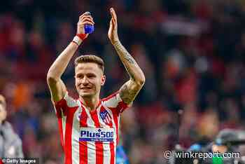 Saul Niguez lauds Atletico Madrid team-mates after Liverpool win - Wink Report