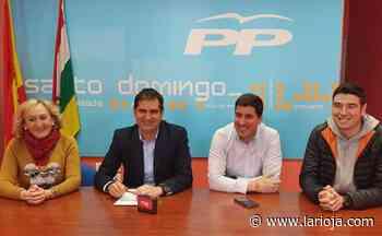 El PP de Santo Domingo afirma que «en poco tiempo, el ciudadano ya está empezando a notar el cambio que prometimos» - La Rioja