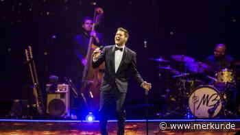 Ein Bazi von Weltstarformat: Michael Bublé begeistert die Olympiahalle - merkur.de