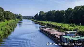 Schifffahrt - Lauenburg/Elbe - Grüne loben Ausbaustopp für Elbe-Lübeck-Kanal - Süddeutsche Zeitung