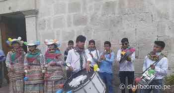 A ritmo de wititi alistan celebración de los carnavales en Chivay - Diario Correo