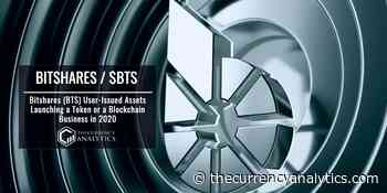Bitshares (BTS) User-Issued Assets Launching a Token or a Blockchain Business in 2020 - The Cryptocurrency Analytics