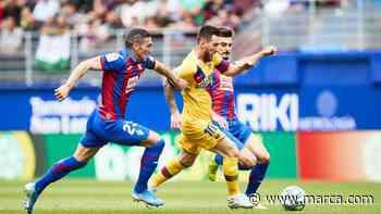 Barcelona vs Eibar: La sequía de Messi, el 'atasco' armero a domicilio y otras claves - MARCA.com