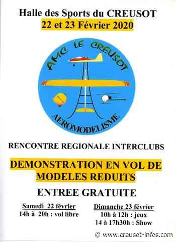 LE CREUSOT : Une reunion d'aéromodélisme ce week-end à la Halle des Sports - Creusot-infos.com