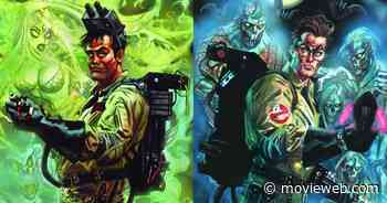 Ghostbusters: Artbook Sneak Peak at Artist Dan Brereton's Hero Pieces [Exclusive]