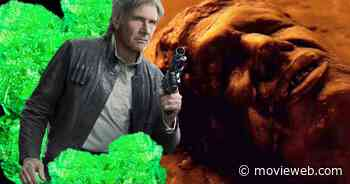Harrison Ford Mistakes Carbonite for Kryptonite, But He Knows We Still Love Him