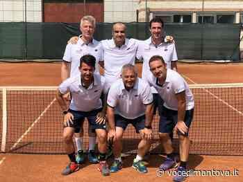 Tennis D/4 maschile - Il Ct Castellucchio guadagna la finale | Voce Di Mantova - La Voce di Mantova