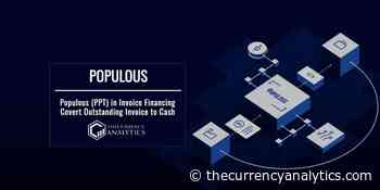 Populous (PPT) in Invoice Financing Covert Outstanding Invoice to Cash - The Cryptocurrency Analytics