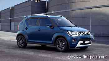 Maruti Suzuki Ignis facelift version launched in India at Rs 4.90 lakh - Firstpost