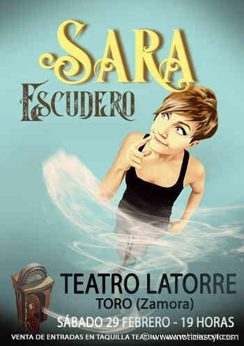 Sara Escudero lleva las risas a Toro - Noticiascyl