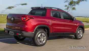 ¿Se viene una nueva Fiat Toro con motor naftero y turbo de 180 caballos? - TN - Todo Noticias
