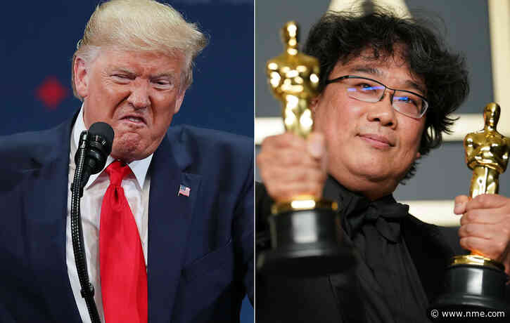 "'Parasite' distributor responds to Donald Trump's criticism of Oscars win: ""Understandable, he can't read"""