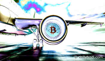 Bitcoin (BTC) Taking Flight on Norwegian Air As Travel Giant Gears Up to Accept Crypto Payments - The Daily Hodl