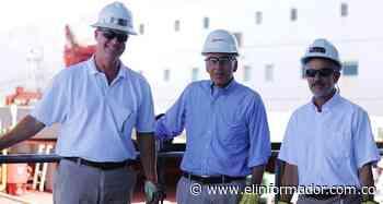 Embajador de Estados Unidos en Colombia visita Puerto Drummond - El Informador - Santa Marta