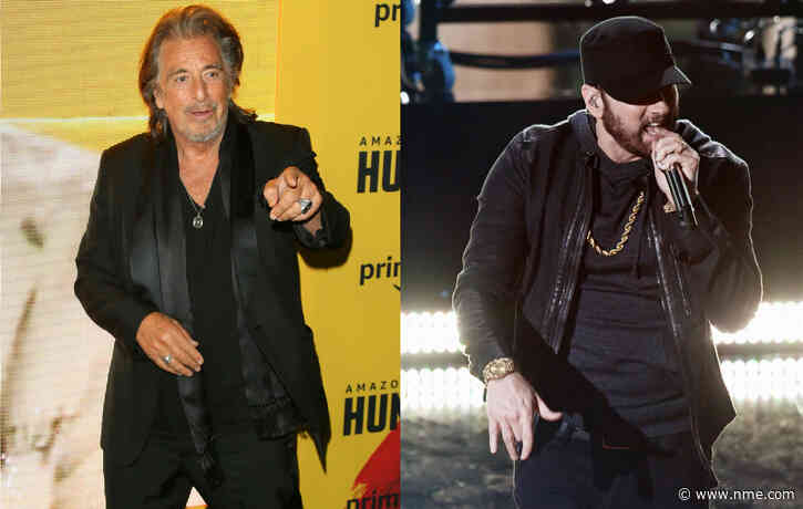 Al Pacino praises Eminem's Oscars 2020 performance