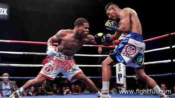 Devin Haney Wins ShoBox Main Event Mattice-Hamazaryan 2 Ends In A Draw - Fightful