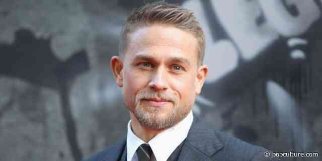 'Sons of Anarchy' Star Charlie Hunnam's New Apple TV+ Series Suspended Indefinitely - PopCulture.com