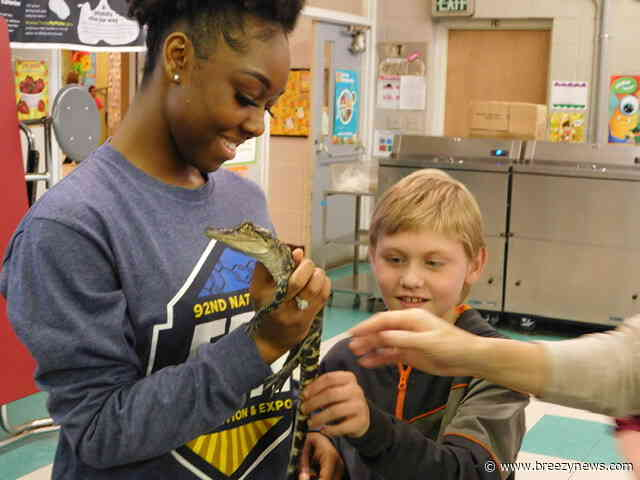 Attala County FFA students partner with MS Natural Science Museum