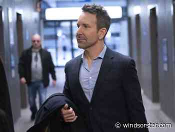 Ex-Quebec media star Eric Salvail tells trial sex assault accusations 'bizarre' - Windsor Star