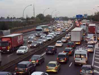 Trafic routier en Île-de-France : vendredi et samedi classés orange, dimanche vert - actu.fr