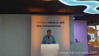 Orange enclenche un programme de montée en compétences numériques... - Exclusive RH