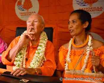 Comptes des partis politiques : Les Orange dans le rouge - TAHITI INFOS