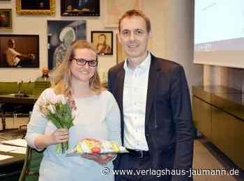 Lörrach: Lena Salach neu im Gemeinderat - Lörrach - www.verlagshaus-jaumann.de