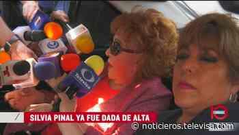 #EspectáculosenExpreso: Silvia Pinal ya fue dada de alta - Noticieros Televisa