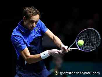 ATP Marseille: Medvedev sees off Sinner but Goffin goes down again - Sportstar