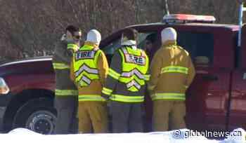 Train derails in northwestern Ontario near Emo