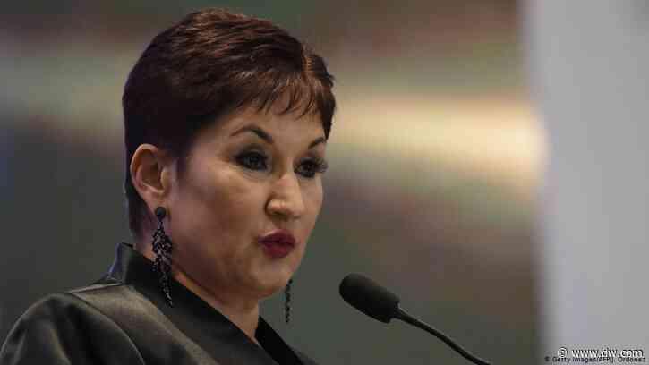 Guatemala pedirá a EE. UU. extradición de Thelma Aldana por corrupción - DW (Español)