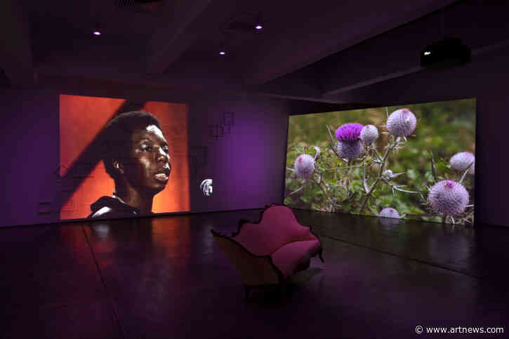 With Her Artful Documentaries and Sculptural Arrays, Ja'Tovia Gary Places Black Women at theCenter