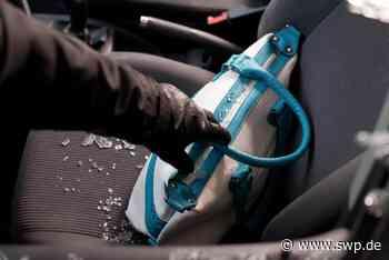 Autoknacker in Donzdorf: Leichte Beute für Diebe - SWP