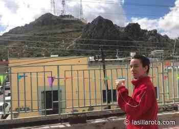 La Muna, la cantante extranjera que se enamoró de los migrantes en Sonora - La Silla Rota