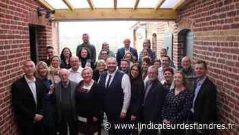 Jean-Marc Faidutti présente ses projets pour Laventie - L'Indicateur des Flandres