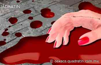 Asesina individuo a su pareja en San Luis Potosí - Quadratín Oaxaca