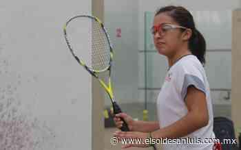 Potosinos al selectivo nacional de Squash - El Sol de San Luis
