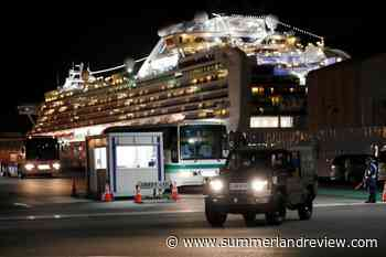 Canadians released from coronavirus-ridden cruise ship in Japan fly home - Summerland Review