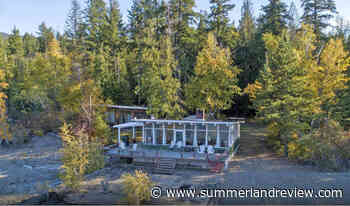 Piece of Shuswap paradise could be yours for just $5.5 million - Summerland Review