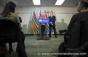 Health officials confirm sixth COVID-19 case in BC - Summerland Review
