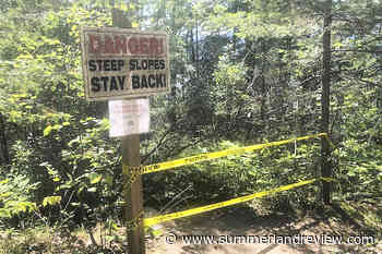 Deaths on popular Shuswap trail ruled accidental - Summerland Review
