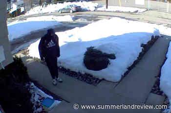 VIDEO: Vernon man says stranger breaks in while family slept - Summerland Review