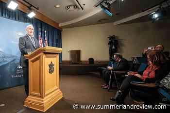 Pipeline talks got BC railway open, can work again: Horgan - Summerland Review