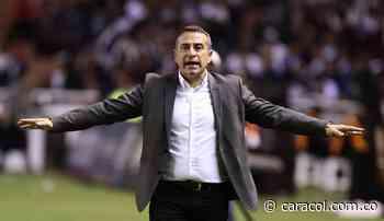 """G. Sanguinetti: """"Demandé en FIFA al Cúcuta por no pago de salarios"""" - Caracol Radio"""