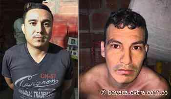 Detuvieron a dos presuntos cabecillas del Epl en Cúcuta - Extra Boyacá