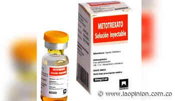 Alerta por medicina contaminada se originó en Cúcuta - La Opinión Cúcuta