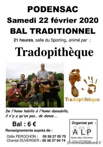 Tradopithèque à Podensac Salle des fêtes du sporting,Podensac (33) 22 février 2020 - Unidivers