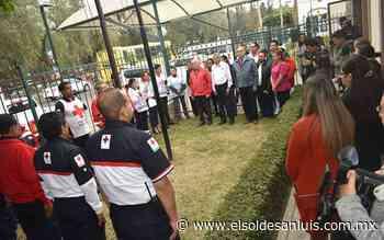 Conmemora Cruz Roja su 110 aniversario - El Sol de San Luis