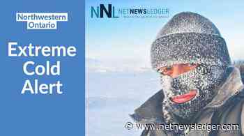 Extreme Cold Warnings Issued - Geraldton - Manitouwadge - Aroland - Armstrong - Gull Bay - Net Newsledger